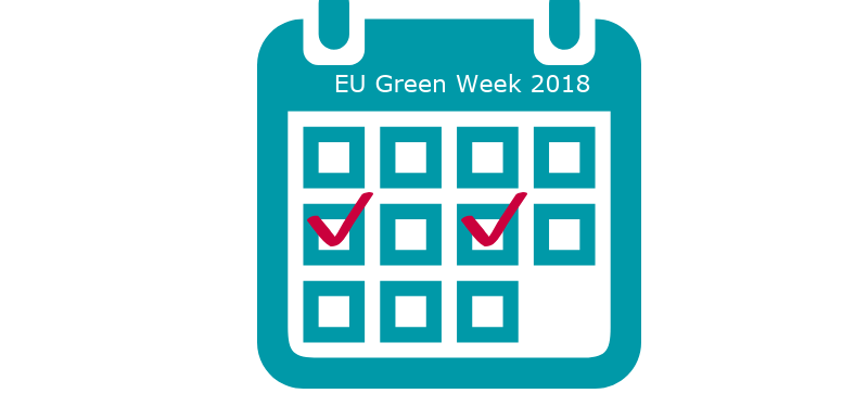 Как да направим Зелената седмица на Европейския съюз 2019по-зелена?