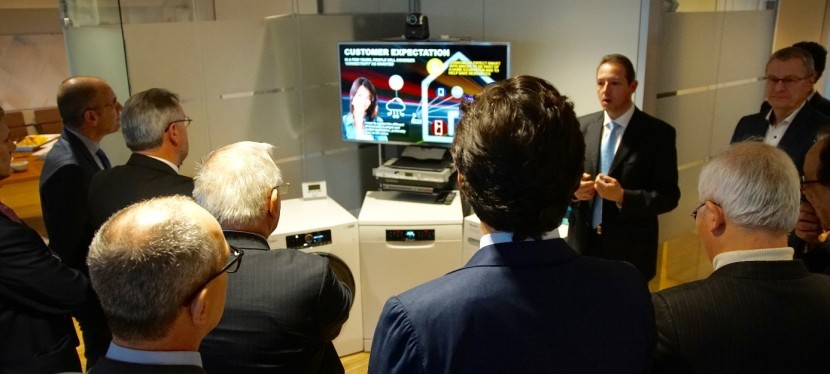 Първа демонстрация на живо на Smart уреди вAPPLiA