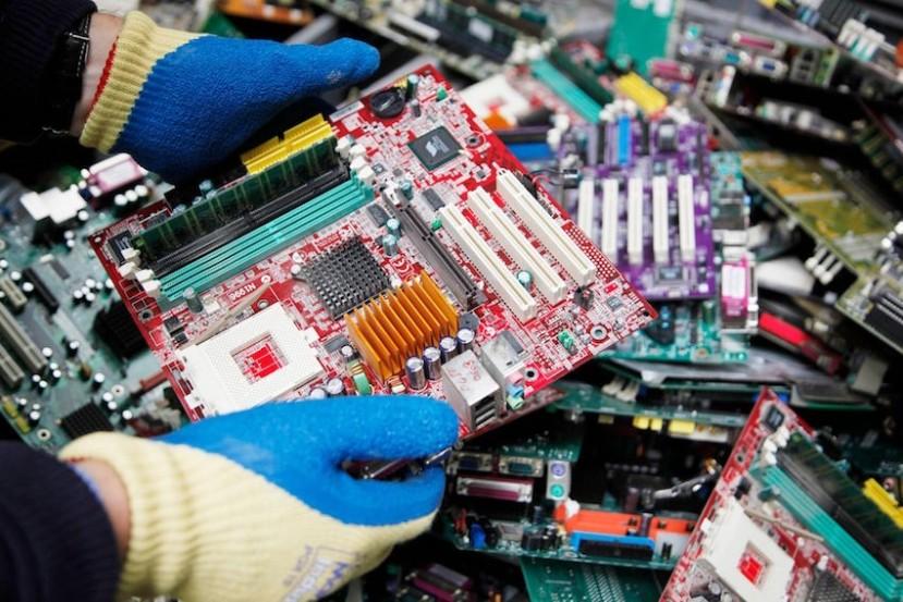 Европейската индустрия стартира нова онлайн платформа за това как най-добре да рециклираме електроннитеотпадъци