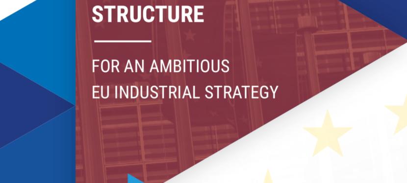 """Нов съвместен документ относно """"Управленска структура за амбициозна промишлена стратегия наЕС"""""""