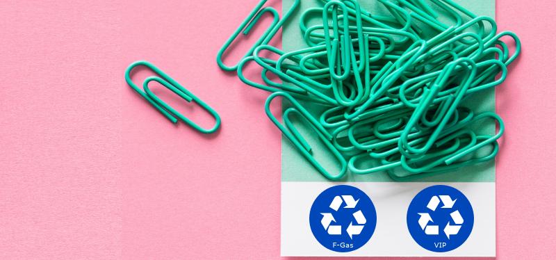 Производителите на домакински електроуреди помагат за улесняването на по-нататъшната работа на рециклиращите предприятия през новатагодина