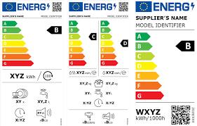 Новия енергиен етикет на пазара наЕС