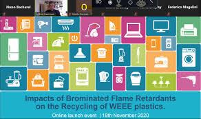 Проучване на SOFIES за въздействието на BFR върху отпадъчните пластмаси отОЕЕО