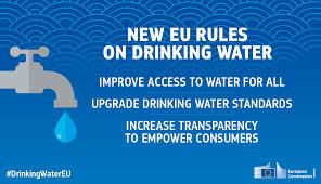 Директива на ЕС за водата, предназначена за консумация отчовека
